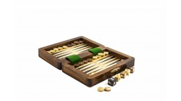 BACKGAMMON BOOK SHAPE