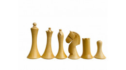 """Ulbrich Chess Series Sheesham Wood 3.75"""""""