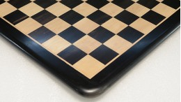 Wooden Chess Board Ebony Wood 19
