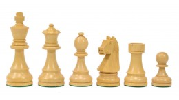 Standard Chess Pieces - 3.75