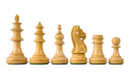 Exclusive Bridal D/H Chess Pieces