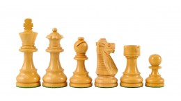 French Chess Pieces - 3.75""