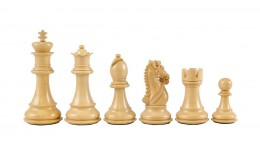 King's Bridle Chess Pieces 3.75""