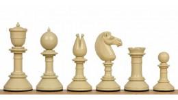 Northern Upright Black Chessmen