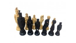 MAHARAJA CHESS SET 7""