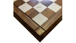 Luxury Taper Chess Board Sheesham Wood 21