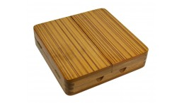 ULTIMATE WOODEN TRAVEL CHESS SET